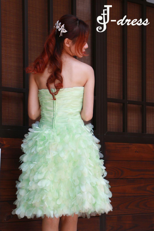 蓬裙小礼服